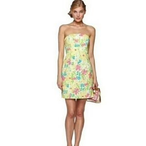 Lilly Pulitzer Franco Dress in Blue Eyed Girl